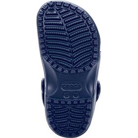 Crocs Classic Clogs Kinder navy